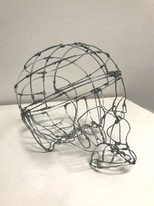 wire skull aka i am so proud of this!!!