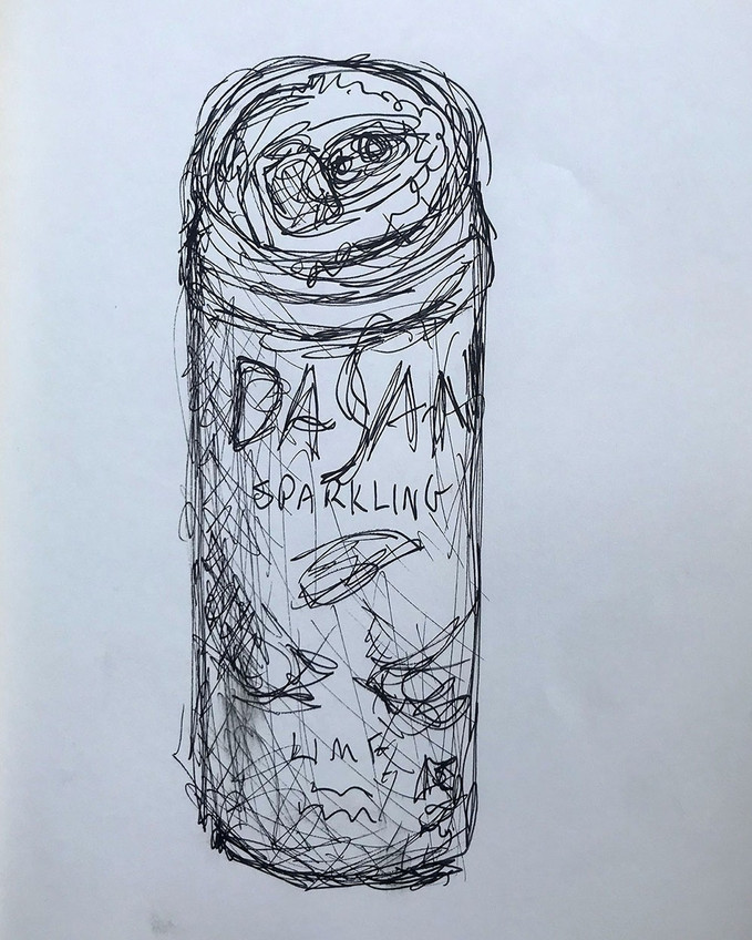 did you know dasani comes in a can