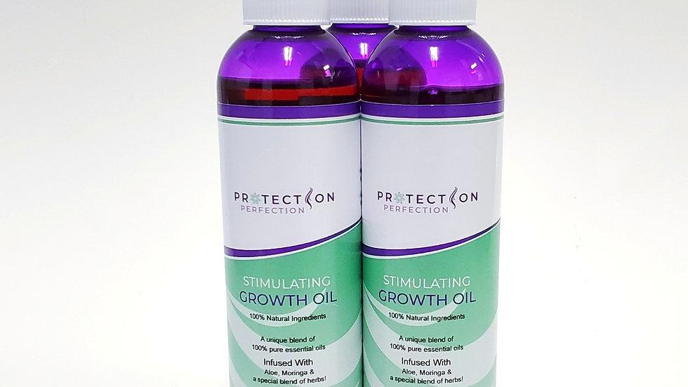 Stimulating Growth Oil