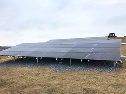 14.56kW ground mount system
