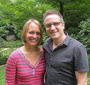 Janet Allard and Niko Tsakalakos, writers of Into the Wild