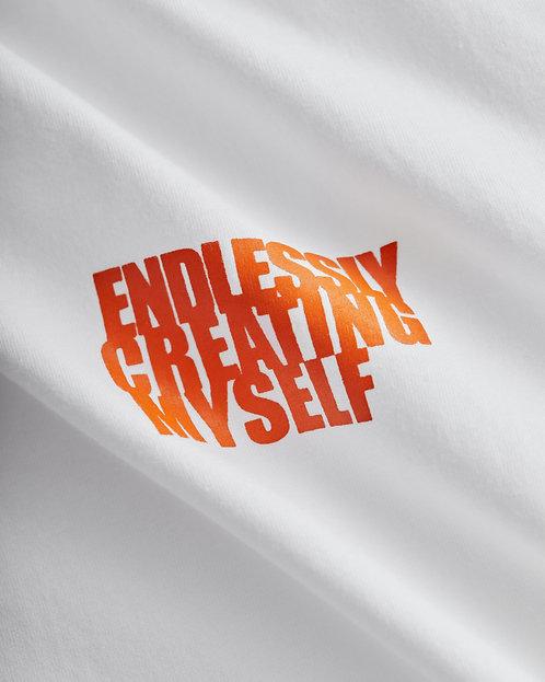endlessly creating myself