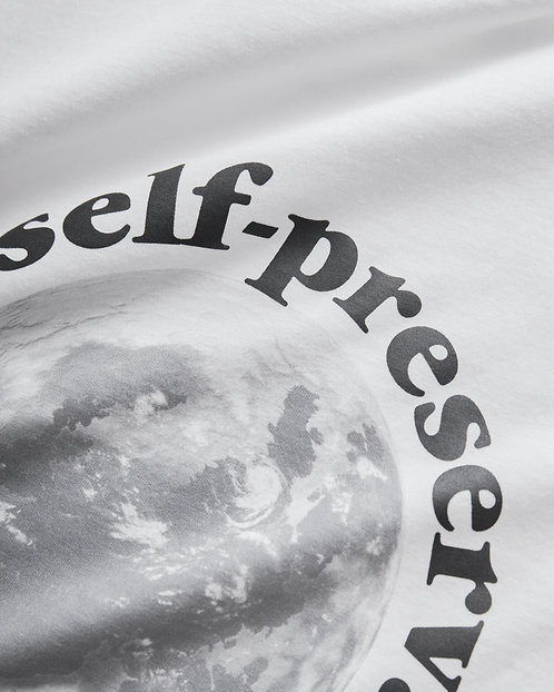self-preservation self-isolation black