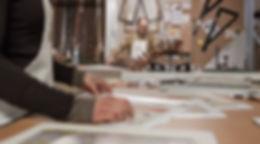 enmarcaciones pamplona, marcos y molduras,molduras artesanales,taller propio de molduras artesanales,enmarcaciones arte cuadro