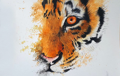 the eyes of the tiger