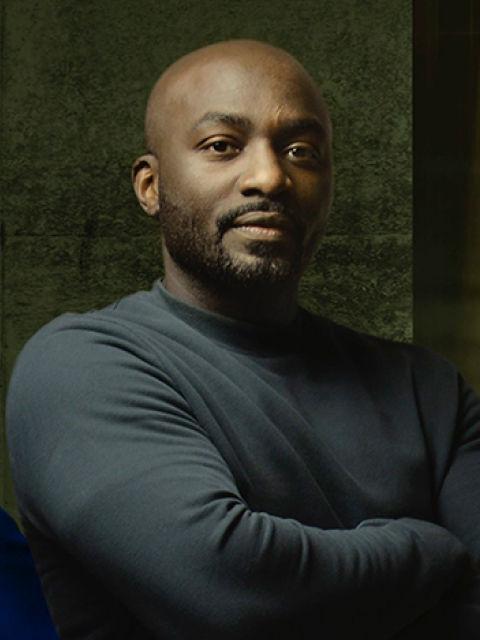 Portrait of Chijioke Amah