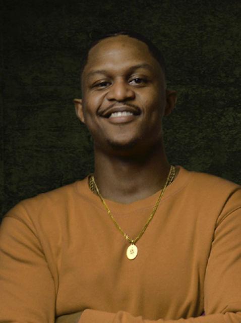 Portrait of Quinnton Harris