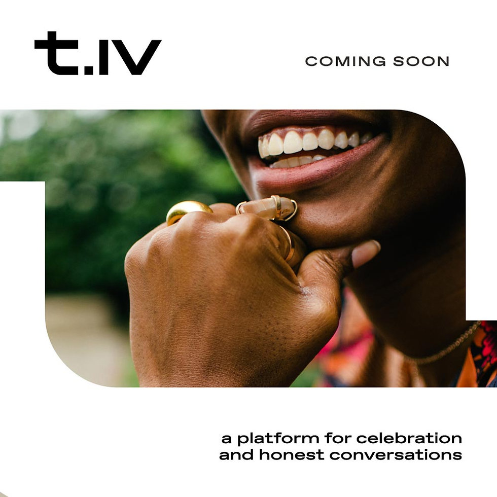 New platform name T.IV coming soon