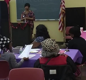 God's Unchanging Hands Women's Movement Workshop- Who Am I? ​
