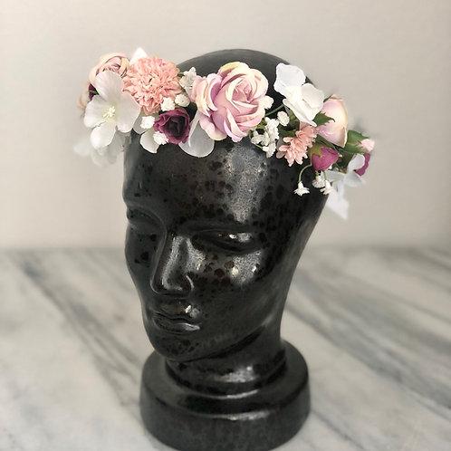Flower Crown - Künstliche Blumenkrone