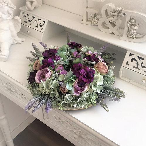 Künstlicher Blumenkranz, Türkranz, Tischkranz