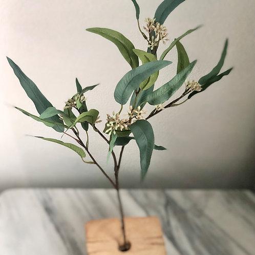 Künstlicher Eukalyptus Zweig ca. 66 cm