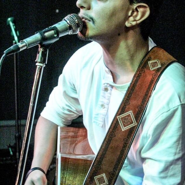 R. Andrés at Parkside Lounge