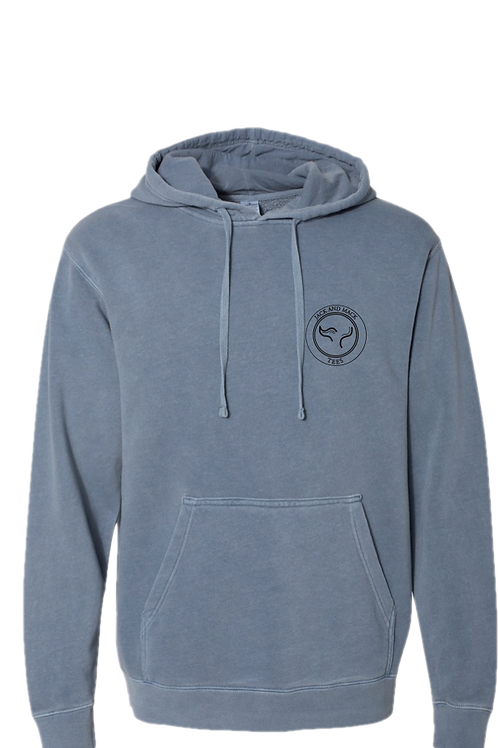 Boston Harbor Hoodie
