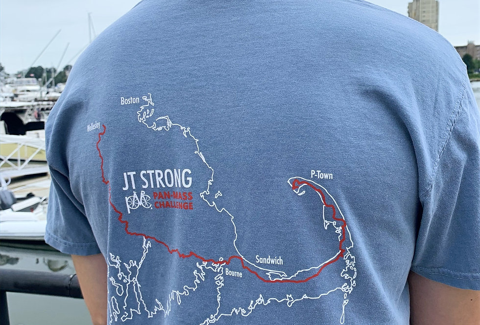 JT Strong PMC Route Tee