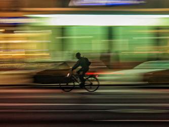 Precauciones para circular junto al anillo ciclista de Valencia