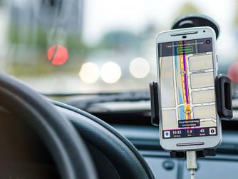 El GPS será clave en el examen de conducir inglés