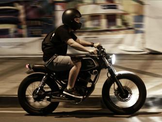Los frenos de la moto, elemento importante en la seguridad vial