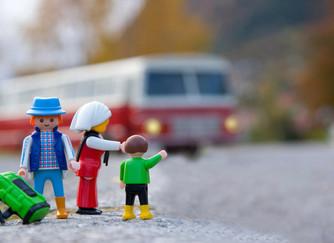 Campañas de control y revisión de los autobuses de transporte escolar