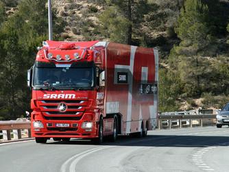 La UE homogeneiza la formación para obtener los carnet de camión y autobús