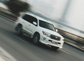 Cómo controlar un vehículo para evitar un accidente de tráfico