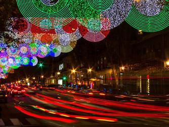 Decálogo para viajar por carretera durante estas Navidades