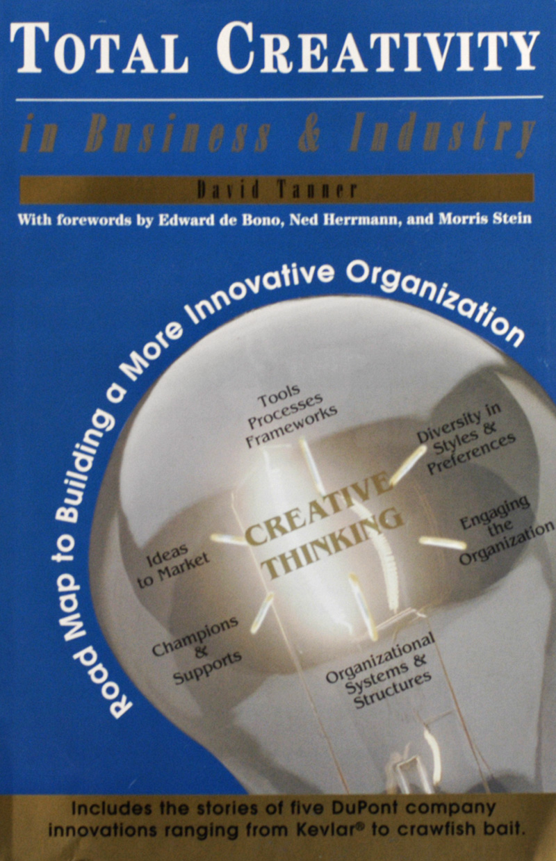 total creativity business industry
