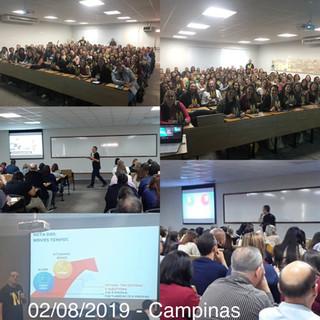 Palestra Cássio Mori - Campinas