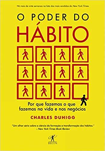 O Poder do hábito, de Charles Duhigg