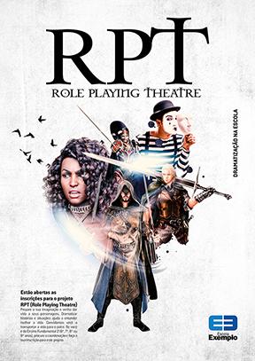 Teatro com RPG