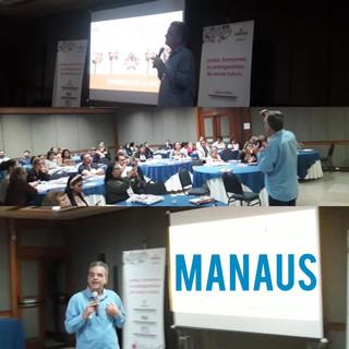 Palestra Cássio Mori - Manaus