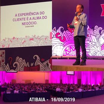 Palestra Cássio Mori - Atibaia