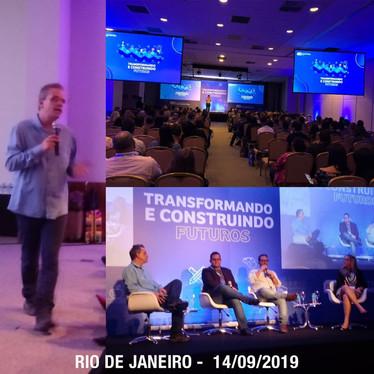 Palestra Cássio Mori - Rio de Janeiro