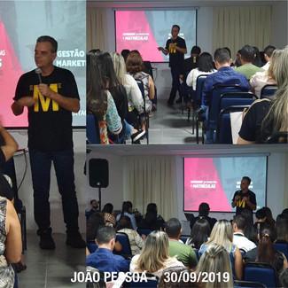 Palestra Cássio Mori - João Pessoa