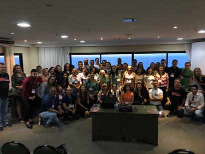Reunião de marketing em Fortaleza.