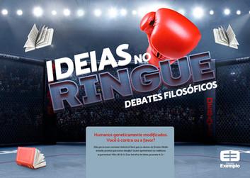 Ideias no Ringue