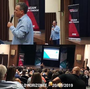 Palestra Cássio Mori - Belo Horizonte