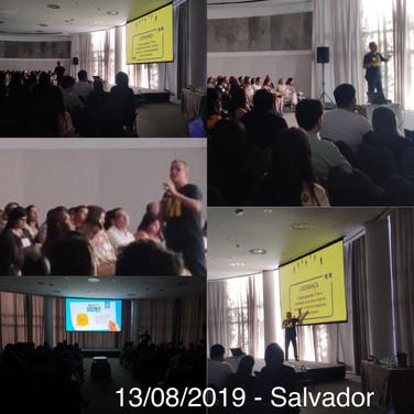 Palestra Cássio Mori - Salvador