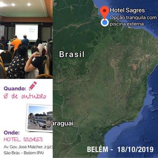 Palestra Cássio Mori - Belém