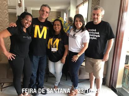 Palestra Cássio Mori - Feira de Santana