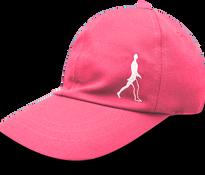 Gorra rosada