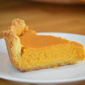 Pumpkin Pie  // 1920s