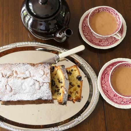 Raisin Slab Cake  // 1930s