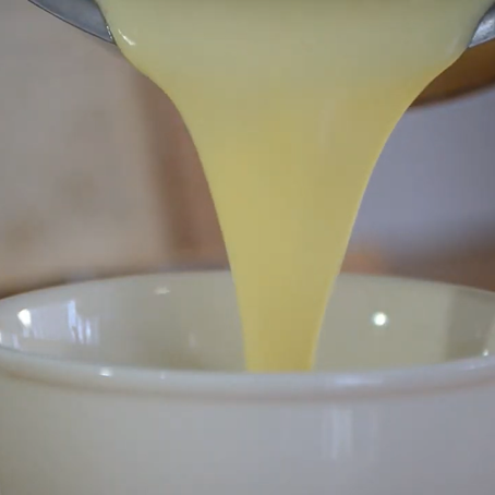 Custard for Puddings  // Victorian