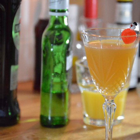 Bronx Cocktail  // A 1930s Recipe for a late 19th Century/Early 20th Century Cocktail