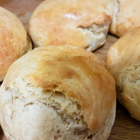 Breakfast Rolls // Victorian