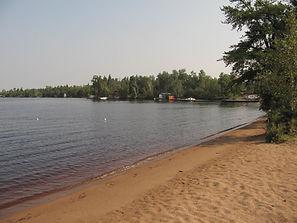 Beach - Brereton Lake Resort