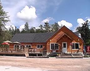 Store Front - Brereton Lake Resort