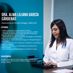Curriculum Dra. Alma