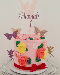 Happy first birthday Hannah! __egcustomc